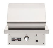 "TEC Patio FR 26"" Infrared Propane Gas Built-In Grill Head - Item PFR1LP"