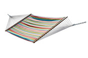 Vivere Quilted Fabric Double Hammock - Ciao - Item QFAB29