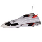 PoolRacer Remote Control Boat - Pool Racer - Item RC3362