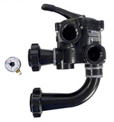 "Hayward Vari-Flo 2"" Multi-Port Side-Mount Valve for Sand Filters - Item SP0715X62"