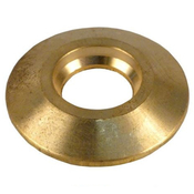 PoolTux Brass Anchor Collar - Item SPG-701-503