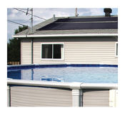 SunQuest Solar Heating System Deluxe Qty 2 of 2 x 20 Solar Panels - Item SQ-2220-DLX