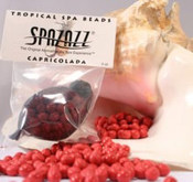 Spazazz Tropical Fruit Spa Beads 5 oz Capri Colada - Item SZ139