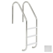 "S.R. Smith 24"" Economy 3-Step Vinyl Ladder - Steel w/ Escutcheons - Item VLLS-103E"