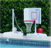 Pool Shot Spike-n-Splash Volleyball & Basketball Combo - Item WISS-127