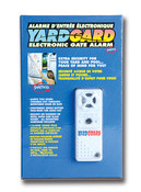 SmartPool YardGard One-Touch Bypass Alarm System - Item YG03
