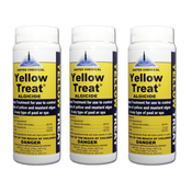 United Chemicals Yellow Treat 2 lb - 3 Pack - Item YT-C12-3