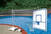 Ziffun Poolside Basketball & Volleyball Combo Game - Item Z138B
