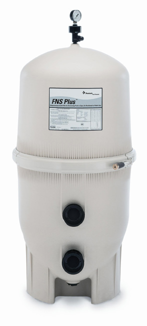 Pentair FNS Plus D.E. Swimming Pool Filter - 60 Sq.Ft. Item #180009