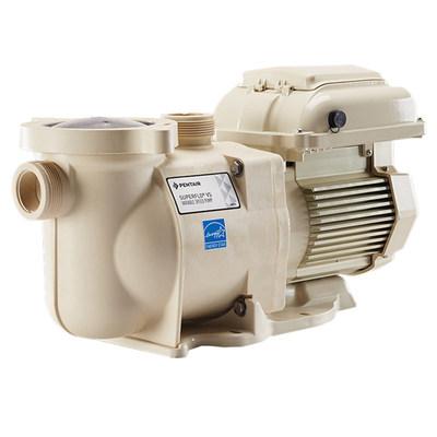 Pentair superflo vs variable speed pool pump 1 5 hp 115 for Pentair 1 5 hp pool pump motor