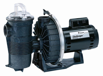 Pentair Challenger Pool Pump 1 5 HP 115/230v