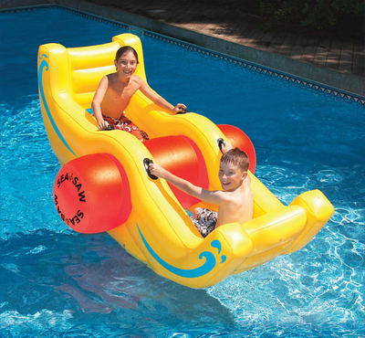Swimline Sea-Saw Rocker Swimming Pool Float
