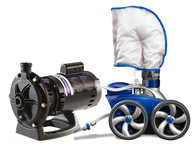 eb6653ca2ca Polaris 3900 Sport Automatic Pool Cleaner with PB4-60 Booster Pump. 1  review. next. Previous