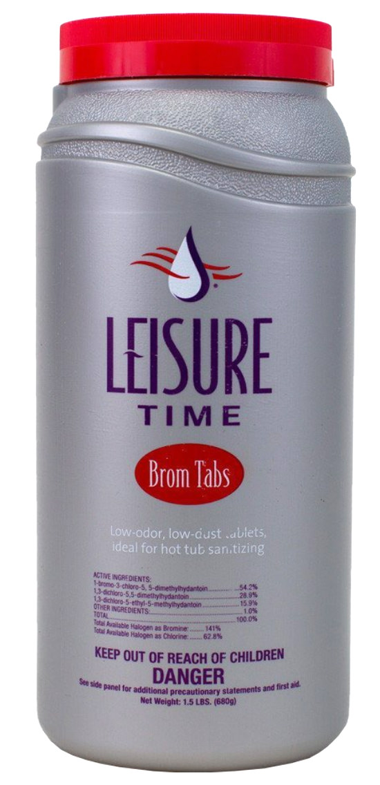 Leisure Time Bromine Tablets 1.5 lb