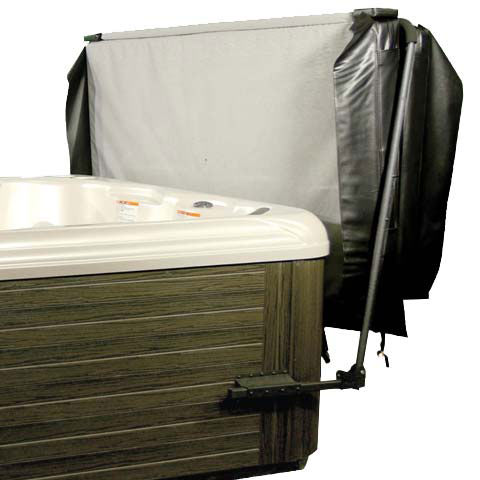 Hydropool.com | Spa Covers - Cover-Up Spa Cover Lifter, The Cover ...