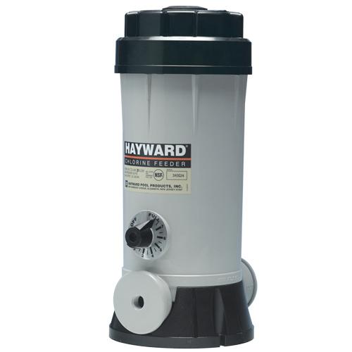 Automatic Salt Dispenser ~ Hydropool hayward off line chlorinator lb capacity