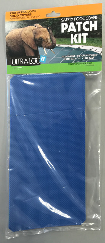 Hydropool Com Loop Loc Safety Pool Cover Patch Kit For