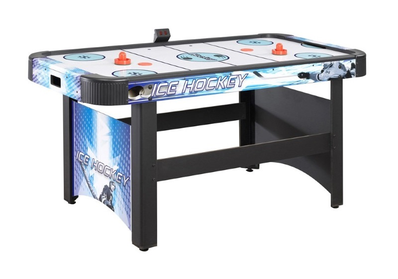 Air Hockey Table With Electronic Scoring   Item NG1009H