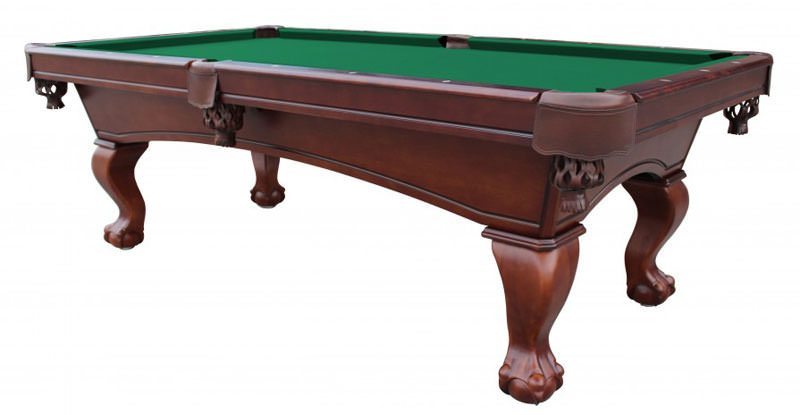Westport 8 ft slate pool table with green felt - Pool table green felt ...