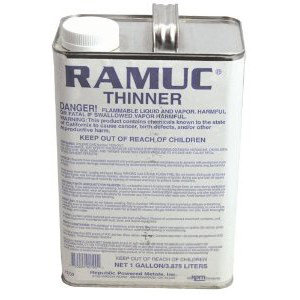 Ramuc Type A 2 Chlorinated Rubber Based Pool Paint 1 Gal