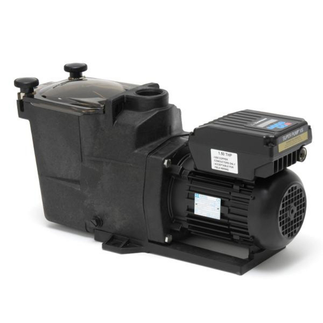 Hayward super pump variable speed pool pump 1 5 hp 230v for Hayward super pump 1 5 hp motor