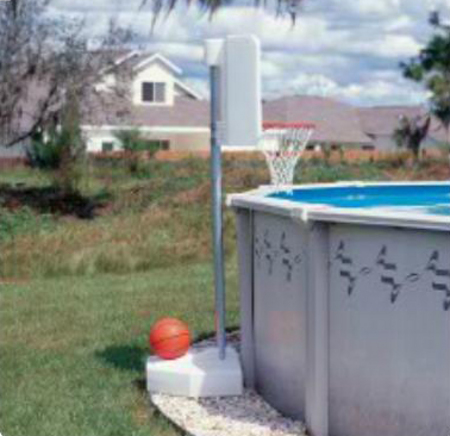 Pool Shot Wing It Basketball Game For Above Ground Pools Item Wi 711
