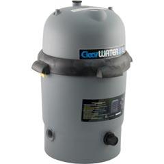 "DE Filter, Waterway Clearwater II, 44 GPM, 12 sqft, 1-1/2"" Item #13-270-1000"