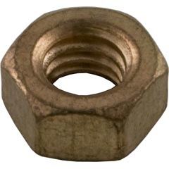 Hex Nut, Pentair Sta-Rite DES/HRS, 5/16-8 - Item 14-102-1206