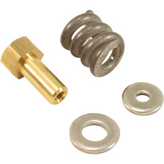 Barrel Nut/Spring Assembly, Pentair American Products/PacFab Item #14-102-1590