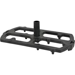 Upper Support Plate, Carvin LS/DE, Black - Item 14-105-1036