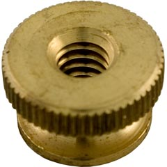 Nut, Pentair American Products, 1/4-20, Brass - Item 14-110-1502