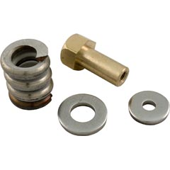 Barrel Nut/Spring Assembly, Pentair American Products/PacFab Item #14-110-1530