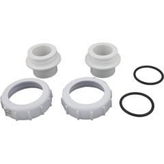 Bulkhead Fitting, Pentair American Products PacFab - Item 14-110-1542