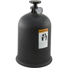 Tank Lid, Pentair PacFab ST80, Black Item #14-110-1950
