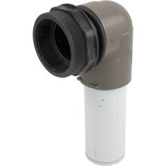 Outlet Elbow Assy, Hayward Micro-Clear, w/O-ring/Bulkhead - Item 14-150-1302