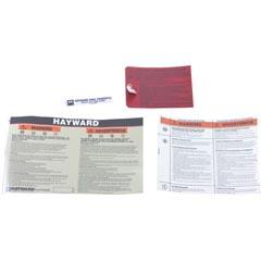 Label Pack, Hayward Pro-Grid/Swim-Clear - Item 14-150-1355