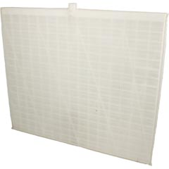 "DE Grid, Rectangular, 18"" x 20-3/4"", Center Port - Item 14-176-1115"
