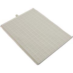 "DE Grid, Waterco FulFlo, 12"" x 17, P2027/P2031, 4 Required - Item 14-252-1004"