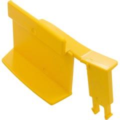 Lock Tab, Waterway Clearwater II, Yellow, Extended Arms - Item 14-270-1057