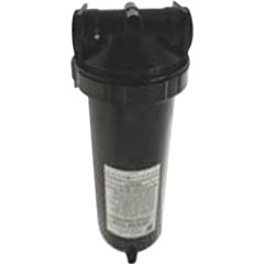 """Cartridge Filter, Waterway Inline, 50 sqft, 2"""" - Item 16-270-1255"""
