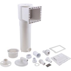 Skim Filter, WW Flo-Pro, 50 sqft, Side Wall, White Item #16-270-1370