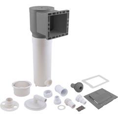 Skim Filter, WW Flo-Pro, 50 sqft, Side Wall, Gray - Item 16-270-1375