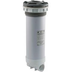 """Skim Filter, Waterway Dyna Flo XL, 100 sqft, 2-1/2""""s, Gray - Item 16-270-1630"""