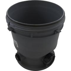 Tank Body, Pentair American Products Predator,50/75sqft, Blk - Item 17-102-1038