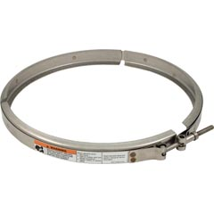 Clamp Ring, Pentair Sta-Rite PosiFloII, w/o Nut, Top/Middle - Item 17-102-1119