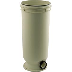 Tank Body, Pentair American Products CLN/CLR 150/200, Almond - Item 17-110-1224