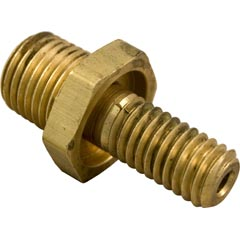 Air Bleed Adapter, Pentair Sta-Rite/PacFab, Brass - Item 17-110-1472