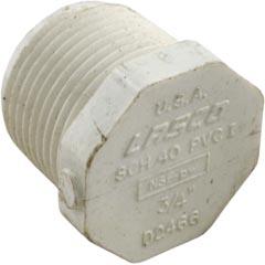 "Drain Plug, Pentair PacFab Mytilus, 3/4"" - Item 17-110-1670"