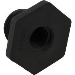 Pressure Gauge Adapter, Hayward XStream - Item 17-150-1297