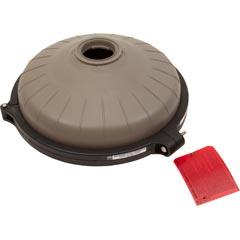 Tank Lid, Hayward C2020/C2025/DE2420, with Clamp Ring - Item 17-150-1311
